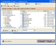 HTML-Encrypter - Encrypt the source code of your HTML files.