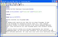 Text und HTML-Editor