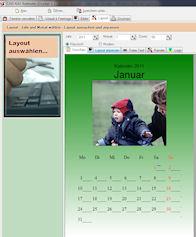 Kalender-Drucker
