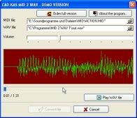 Free download MID 2 WAV
